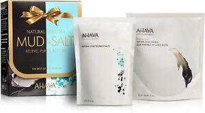 Natural Dead Sea Mud & Salt Bath Kit by AHAVA