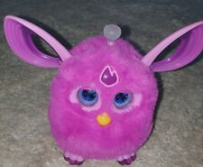 Hasbro Furby Connect Purple Electronic Pet Toy With Eye Mask Vgc *No Box*