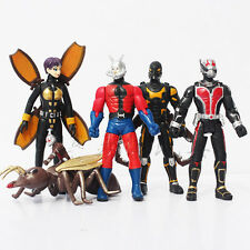 5 Pcs Set Marvel New Action Movie Ant-Man Figures Toy Doll