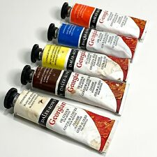 Daler Rowney Georgian Oil Colour Paints for Artists (+ FREE EXTRAS!) Linsead Oil