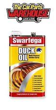 SWARFEGA DUCK OIL 5L 5LTR 5 LITRE LUBRICATES PSD05L