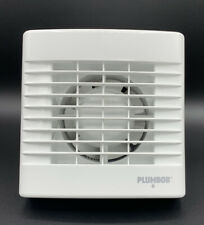 Bathroom Fan Pull Cord Operation Air Extractor 100mm 4'' Quiet