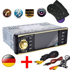 "4.1"" Car Stereo Autoradio Bluetooth MP3 MP5 Player USB SD FM mit Rückfahrkamera"