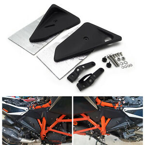 1Pair Radiator Side Cover Panel Guard Protector For KTM 1050 1090 1190 1290 ADV