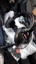 """Minelab Koss UR-30 Headphones 100 Ohm With 1/4"""" Jack"""