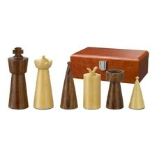 Philos Galba KH 90 Mm Chess Pieces. HUGE Saving