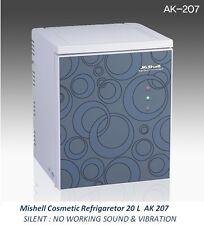 NEW Mishell Cosmetic Refrigerator 20 L AK 207 Silent Design & Smart Temp Control