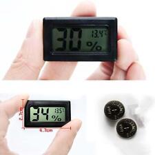 Digital Température intérieure Humidité Wet thermomètre hygromètre compteur EP