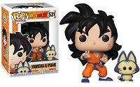 Funko Pop! Animation: Dragonball Z Yamcha & Puar #531 - Brand New - Free UK Post