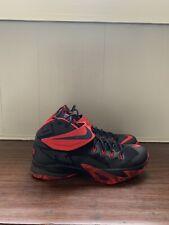b8279c5f254 Nike Lebron Soldier 8 Nike Id Size 13 Basketball Shoes Bred Lebron James  Custom