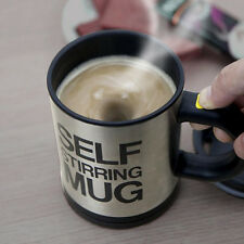 Tazza automescolante Termica Self stirring Mug  tisane caffè the idea succhi new