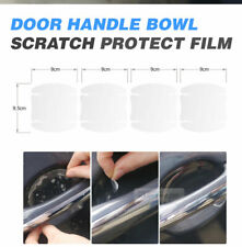 Door Handle Cup Anti Scratch Clear Paint Protector Film For Kia / Lincoln Car