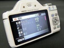 Pentax Digital Camera Optio I-10 Pal White Optioi-10Ph F/S