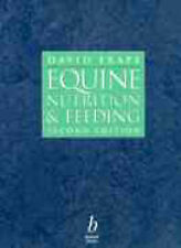 (Good)0632053038 Equine Nutrition and Feeding,Frape, David,Paperback,Wiley–Black