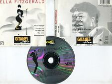 Ella FITZGERALD (CD) 1990 Gitanes Jazz