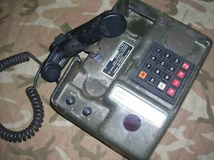 Telefono Campale DIGITAL NON-STORAGE VOICE TERMINAL - TA-954/TT -