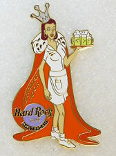 AMSTERDAM,Hard Rock Cafe Pin,QUEEN CLAIRE LE 100