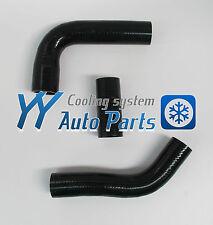 Toyota Hilux LN106/111/107/130 Silicone radiator hoses Black