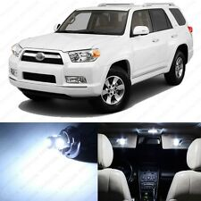 17 x White LED Interior Lights Package For 2003 - 2017 Toyota 4Runner + PRY TOOL