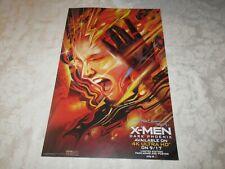 X-Men Dark Phoenix Poster Fan Expo Canada 2019 Exclusive signed Orlando Arocena