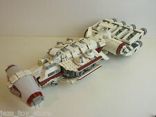 lego 10198 STAR WARS TANTIVE IV SET complete BUT NO minifigures BLOCKADE F78
