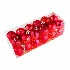 Globos de fiesta color principal rojo Navidad