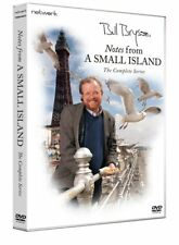 BILL BRYSON Notes From a Small Island the complete series. New sealed DVD.