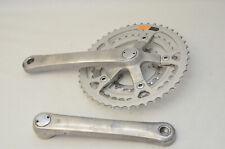 Vintage Shimano Deore FC-MT60 Bicycle Triple Crankset 175mm 46/36/24t Biopace