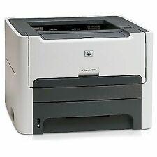 HP LaserJet 1320 Workgroup Laser Printer w/ Toner