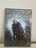 Brand New Two Disc Special Edition THE DARK KNIGHT  STARRING CHRISTIAN BALE