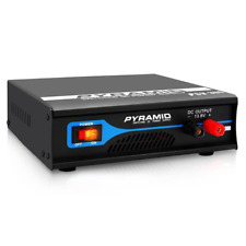 Pyramid Compact Power Supply | AC-to-DC Power Converter | 30 Amp Bench Power Sup