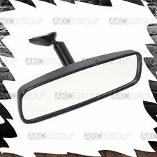 "Quality 8"" Black Rear View Mirror Replacement Day Night For Universal Fit Auto"
