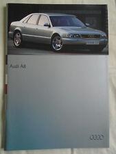 Audi A8 brochure Jul 1994