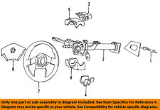 Dodge CHRYSLER OEM 97-00 Dakota Steering Column-Lower Coupling 52078808AD