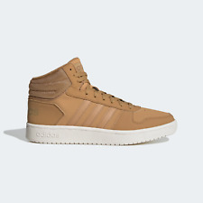 adidas Basketball Mens Hoops 2.0 tan
