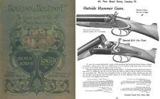 Holland and Holland 1900 Gun Catalog (Uk)
