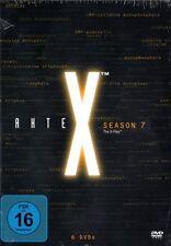 AKTE X Season 7, 6 DVDs (David Duchovny) NEU+OVP