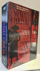 DVD-Box (3 DVDs) - Agatha Christie - 3 Verfilmungen - FSK 12