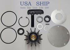 Major Repair Kit For Sherwood Pump 24008 less cam liners save $200 18000k imp