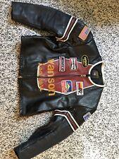 Vanson Star Leather Jacket