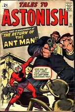 Tales to Astonish #35 Silver Age Marvel 1.0