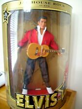 1993 Elvis Presley Jailhouse Rock Rpm Doll In Box Reduced Price $