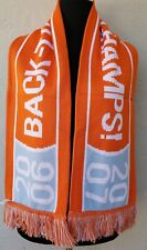Houston Dynamo Back to Back MLS Cup Champions Soccer Scarf -  2006 2007
