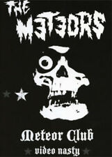 The Meteors: Video Nasty DVD (2011) The Meteors ***NEW***