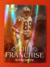 STEVE SMITH * 373/999 * THE FRANCHISE #F-18 CAROLINA PANTHERS * 2008 SCORE NFL