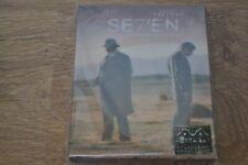 SEVEN (Se7en) Lenticular (Blu-ray Steelbook) Manta Lab Exclusive #14