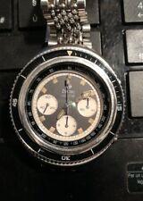 Zodiac Super Sea Wolf Cronografo valjoux 72