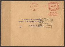 Machine Cancel Postal History European Stamps