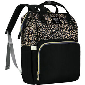 Diaper Bags Backpack Purse Mummy Backpack Fashion Mummy Maternity Nappy Bag Cool Cute Travel Backpack Laptop Backpack with Toucan and Coconut Daypack for Women Girls Kids