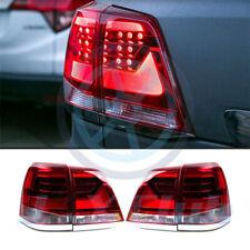 LED Rear Tail Light Stop Brake Lamp 1Pair o For Toyota Land Cruiser LC200 08-15